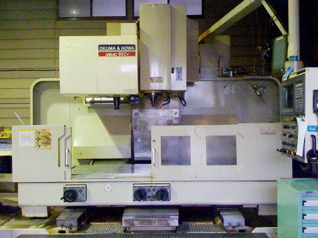オークマ(株) マシニングセンター MILLAC-852V 1000X2000